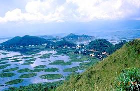 Keunikan Phumdi, Danau Terapung Langka dari India - www.jurukunci.net