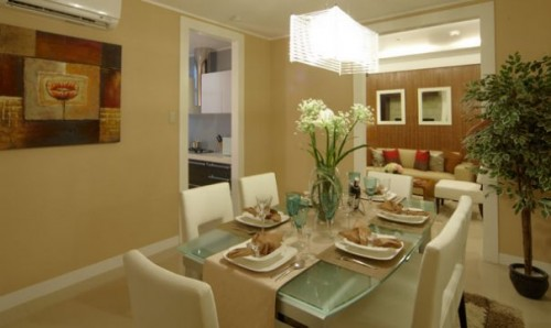 Superb Crossandra Or Emerald Model House Features: