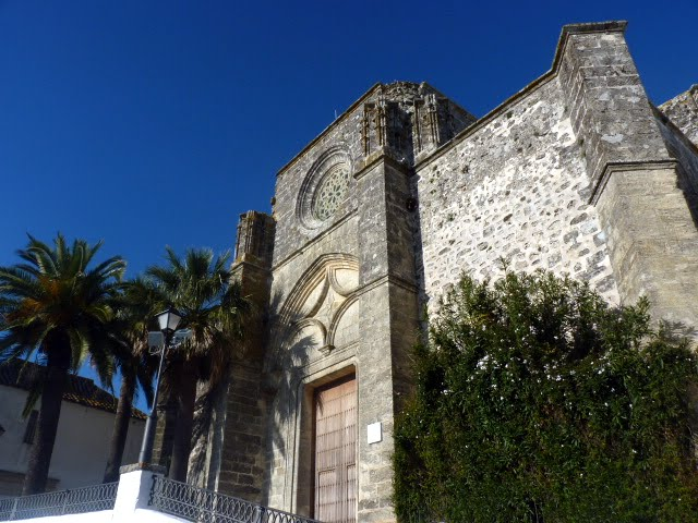 Iglesia Divino Corazón Vejer de la Frontera