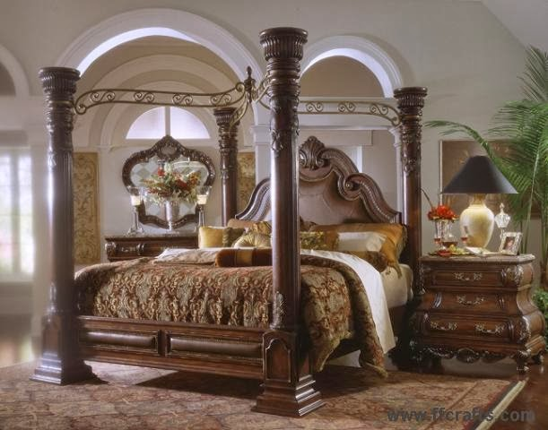 King Canopy Bedroom Sets 611 x 480