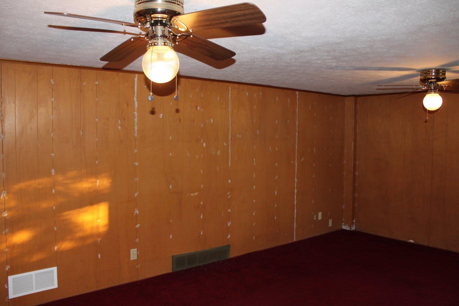Basement Ceiling Fan : Schenk sightings year later family room basement