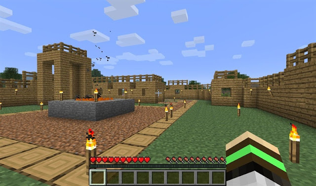 Download Minecraft 1.8 Free Full Version PC Photo
