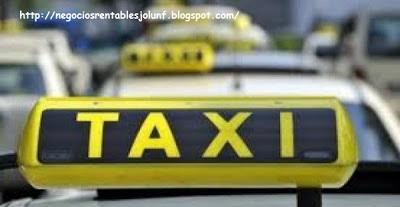 taxi Negocios