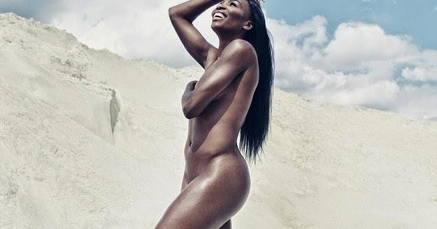 Seems Serena williams pics espn nude really. All