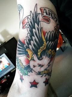 eagle tattoo symbolism