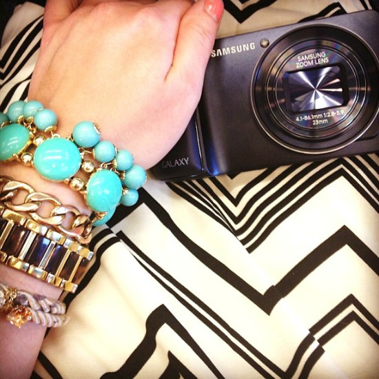 #armparty & samsung galaxy cam