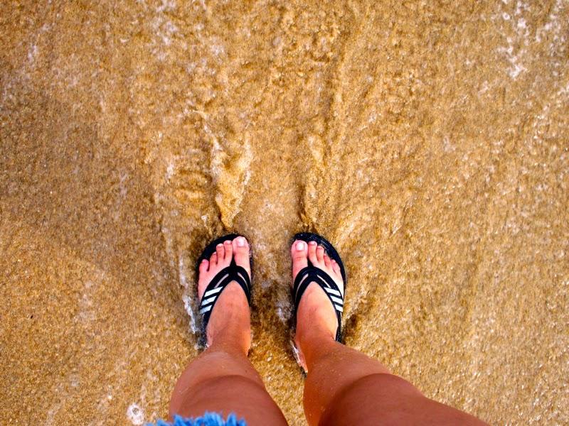Haeundae Beach Busan Korea lunarrive Travel blog Singapore
