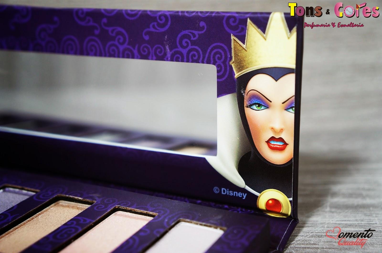 Paleta de Sombras Vilã Vult - Evil Queen