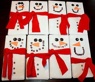 8 Easy Snowman Crafts fun for Kids they make perfect winter preschool activities.