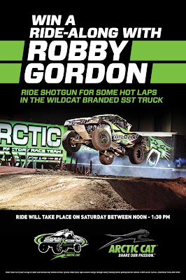 Ride Along with Robby Gordon