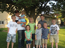 Mel's Nieces and Nephews (and Kaden)