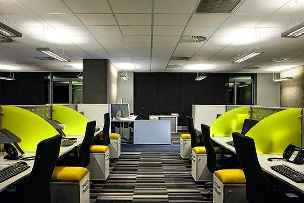 Desain Interior Kantor Minimalis keren