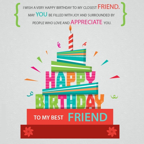 Best Status For Best Friend On His Birthday : Sweet romantic birthday text messages in english hindi for