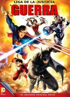 descargar La Liga De La Justicia: Guerra – DVDRIP LATINO