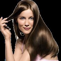 significado de que una mujer se toque el pelo