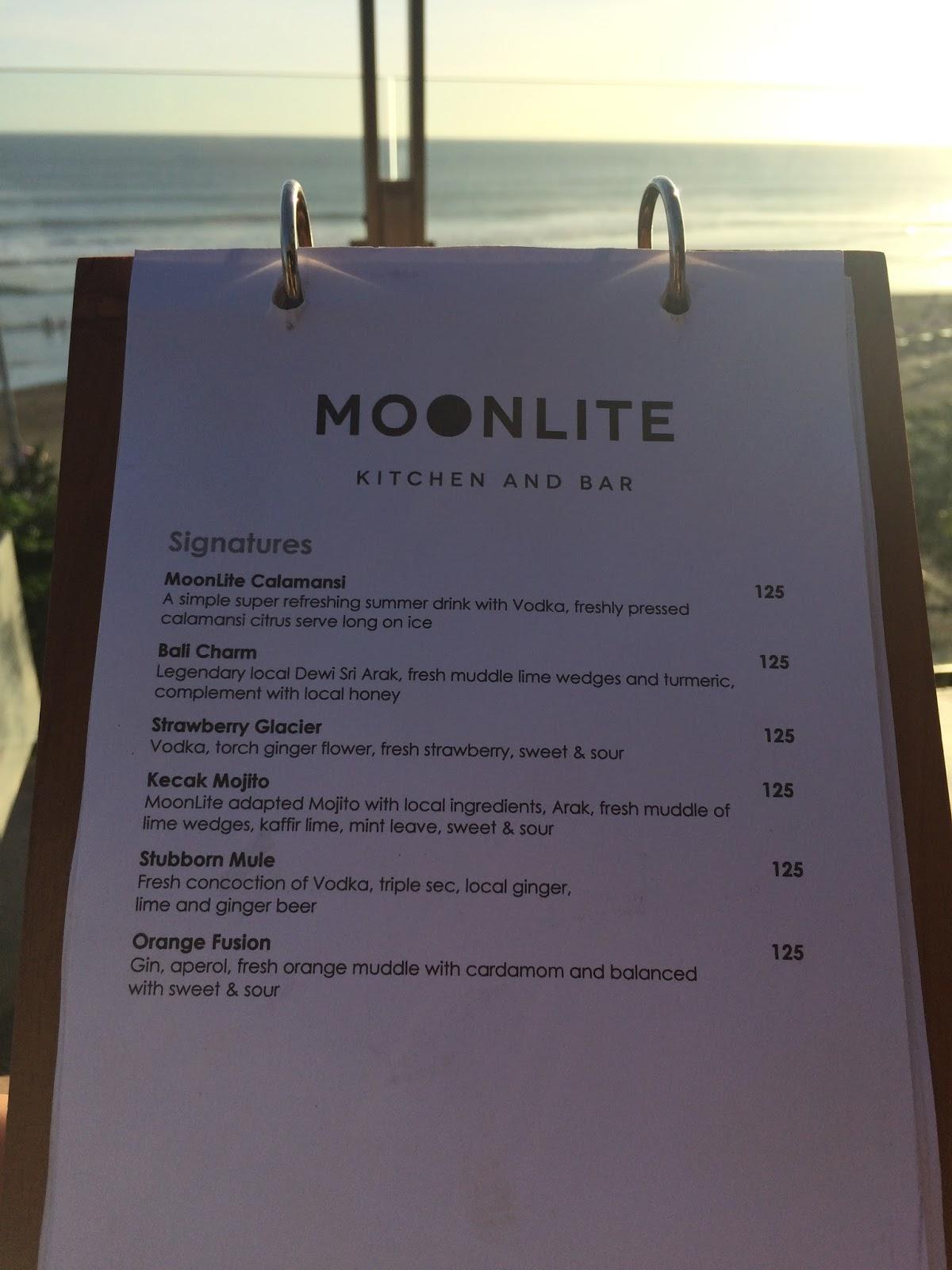 Moonlite Kitchen and Bar   Seminyak, Bali   Travel is my favorite ...