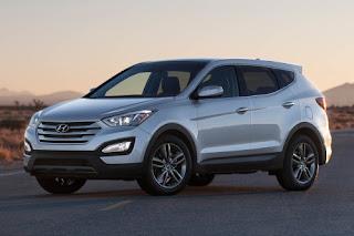 2013 Hyundai Santa Fe Review & Release Date