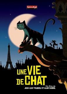 Siêu Trộm Mèo Đen - A Cat In Paris