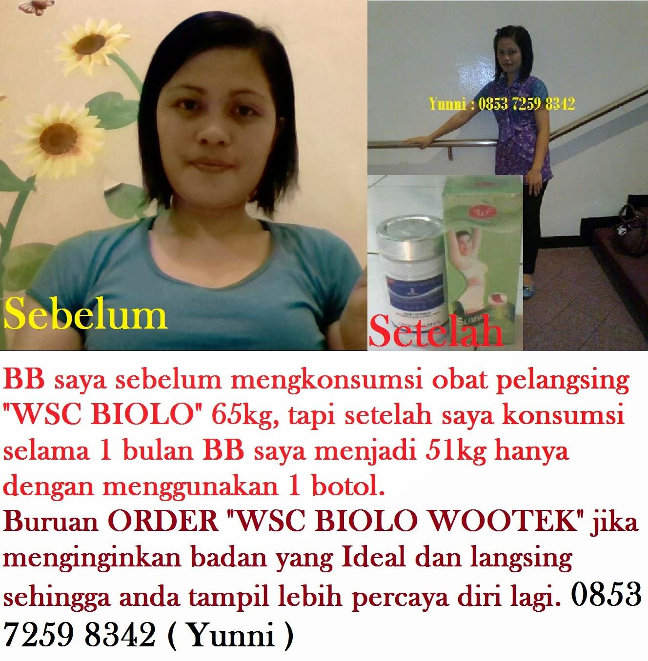 Kapsul Diet Ampuh WSC Biolo