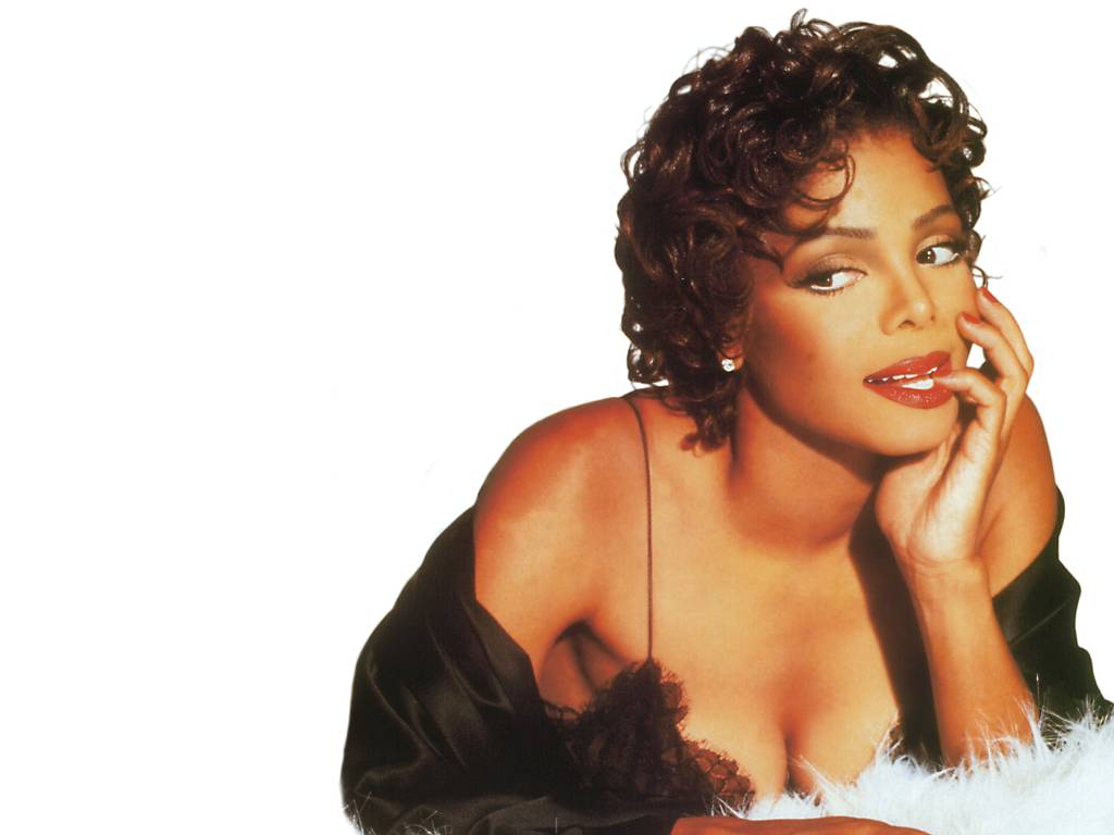 Hot Janet Jackson's Pictures