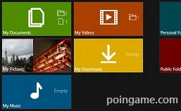 Rubah Tampilan Windows Explorer Menjadi Kotak-kotak Ala Windows 8