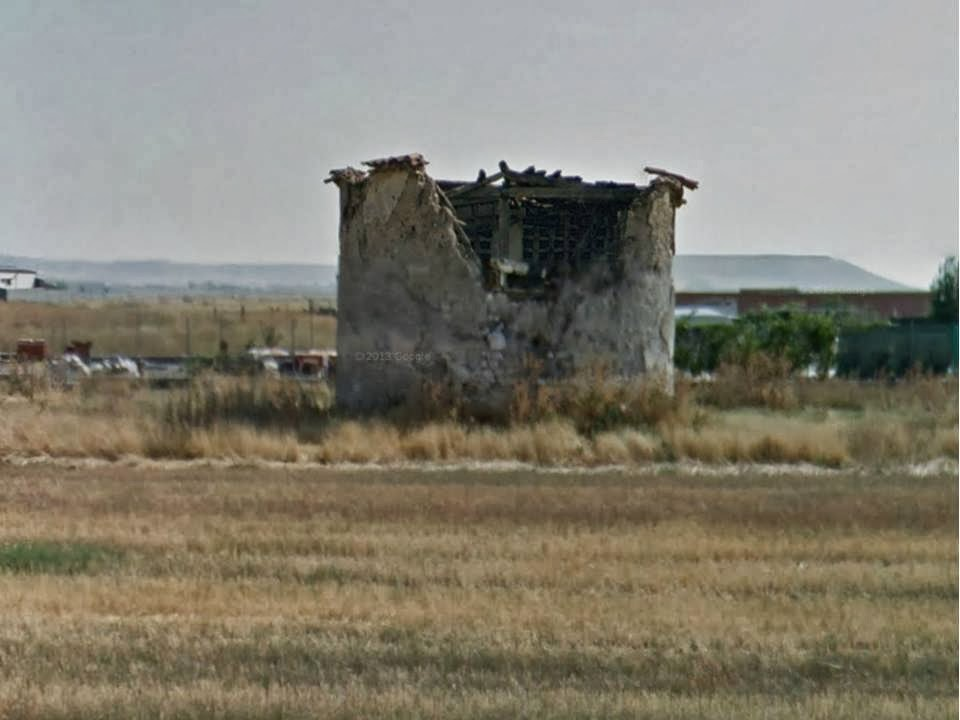 Palomar en Mata de Cuellar, Segovia