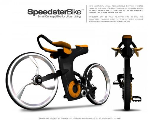 40 dise os de bicicletas innovadoras y creativas 8 ochoa for Disenos para bicicletas