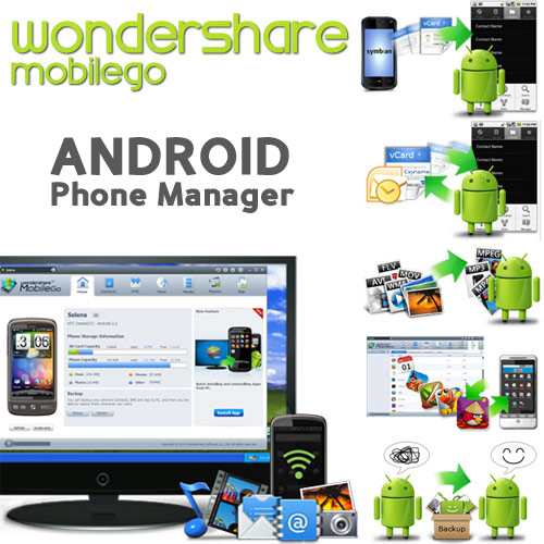 Wondershare Mobilego 8.5.0 Crack 2019 Universal