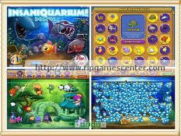 insaniquarium games