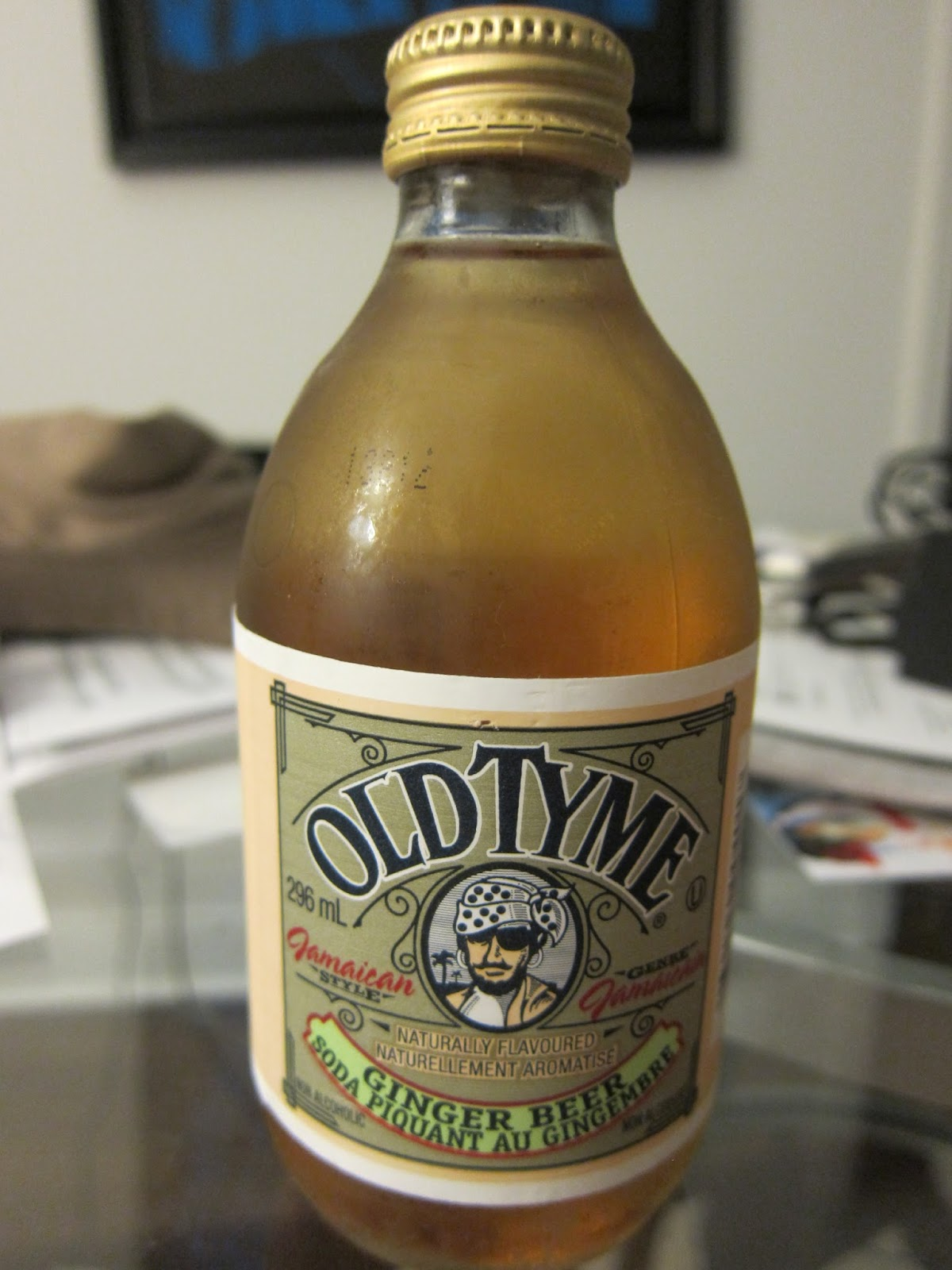 ginger beer what do you call it old tyme jamaican style ginger beer ...