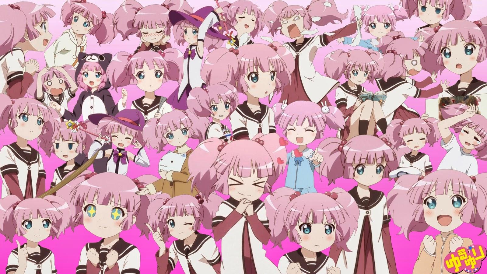 Hanako Ohmuro Omuro Voiced By Rina Hidaka Sakurakos Younger Sister Who Is An Elementary School Student And Eight Years Old