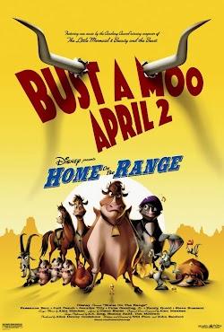 Mái Ấm Trên Đồng Cỏ - Home On The Range (2004) Poster
