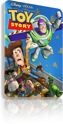 Toy Story 1995 cover
