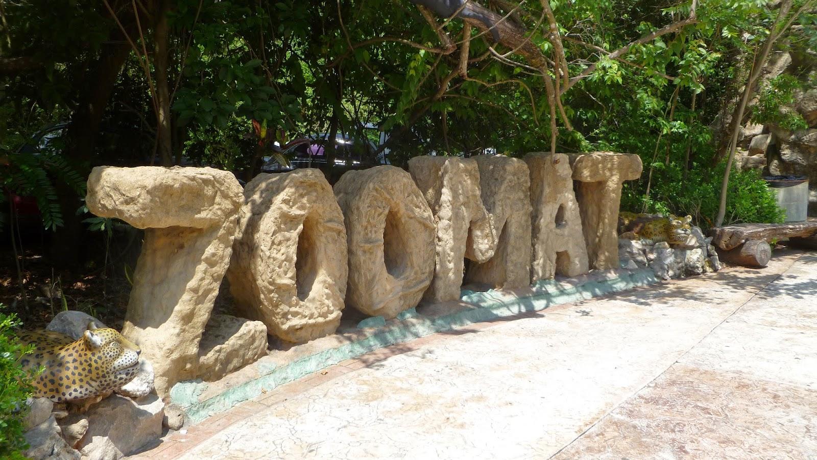 Visita el Zoomat - Chiapas, México