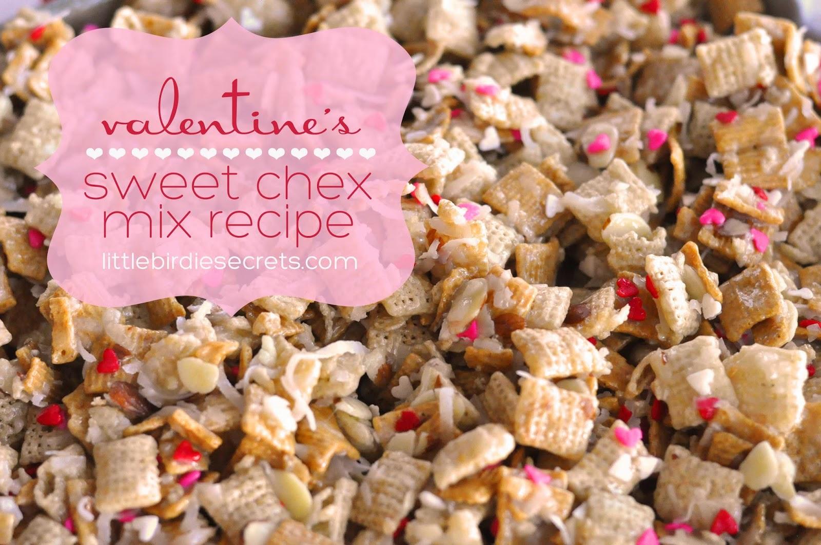 1 128 oz box rice chex cereal 1 12 oz box golden grahams cereal 1 7 oz bag shredded coconut 1 4 oz bag slivered almonds optional