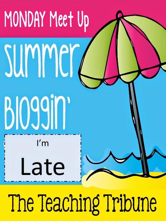 Summer Bloggin' Link