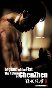Ver Pelicula Legend of the Fist: The Return of Chen Zhen Online
