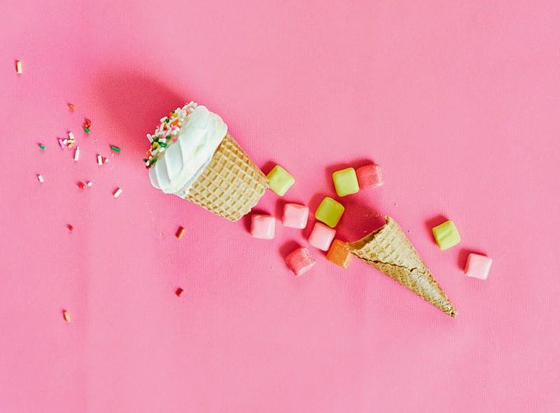 toppings para helados