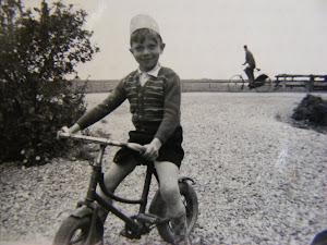 m'n eerste fietssie...