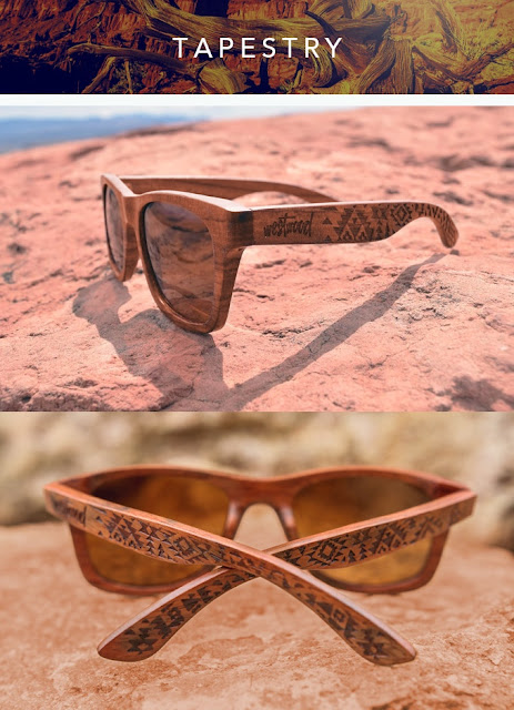 Westwood Sunglasses Tribal Line Tapestry