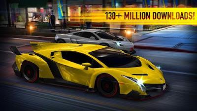 CSR Racing 3.3.1 APK for Android Game Terbaru
