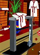 Уборка в доме Ниндзя - Онлайн игра для девочек