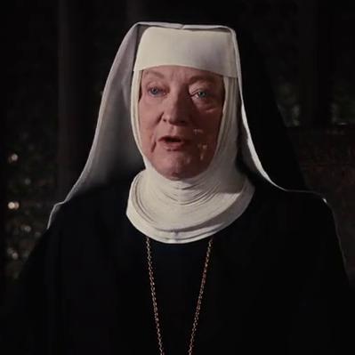 Chiste religioso, madre, convento, monjitas.