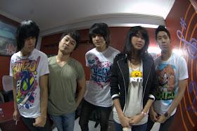 Bassist Band VIERRA (2008 - Nopember 2010)