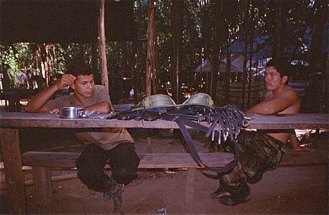 Las FARC por Hachero