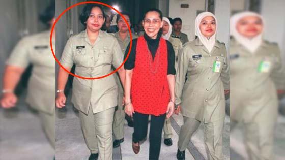 Pendedahan berani mati Sarjan Azizah tentang Mona Fendy