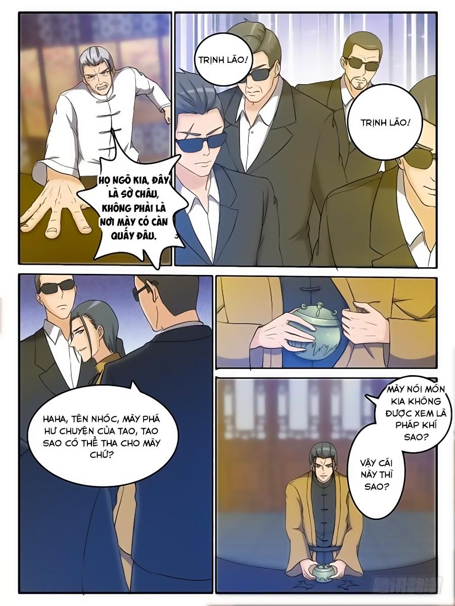 Trọng Sinh Đô Thị Tu Tiên Chap 25 Upload bởi Truyentranhmoi.net