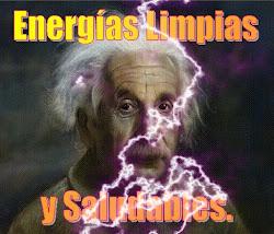 ENERGÍAS LIMPIAS Y SALUDABLES