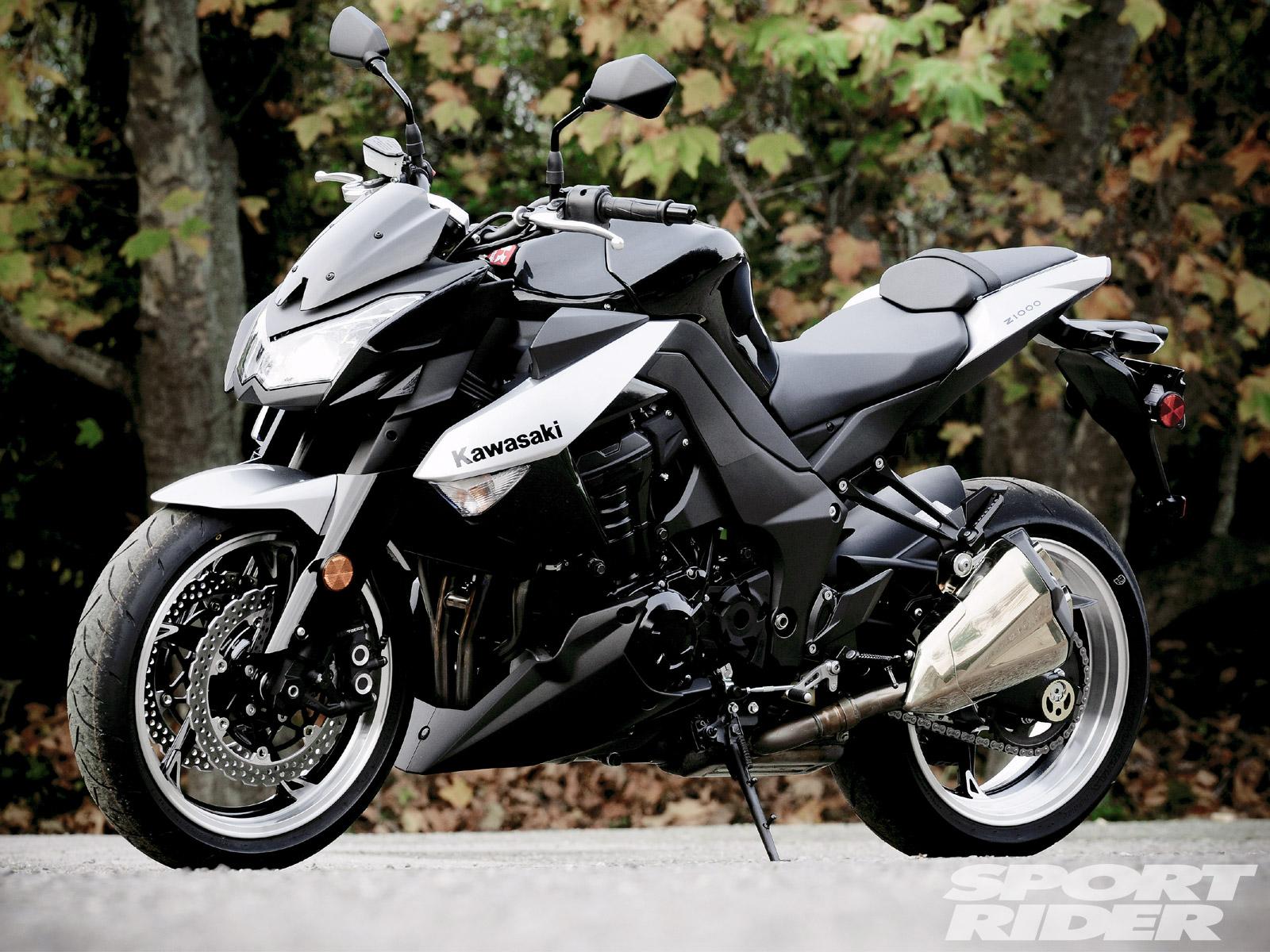Fotos de Motos: Fotos da Moto Z1000