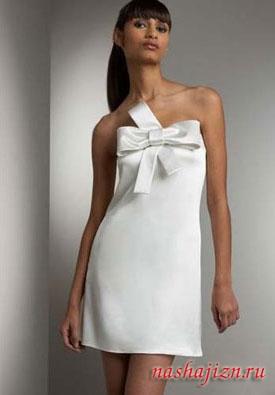 Короткі весільні сукні дозволяють